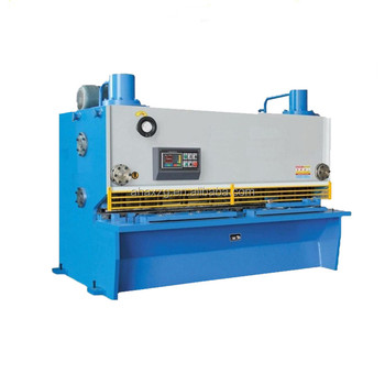 In stock QC12Y/K-8*3200 CNC Hydraulic Guillotine Shearing Machine