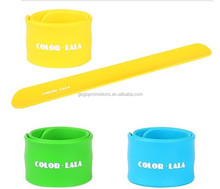 Hot Sales Silicone Papa Wristband Bracelet Hand Band for Promotional Gifts