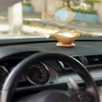 wholesale wood grain car/home aromatherapy type air freshener
