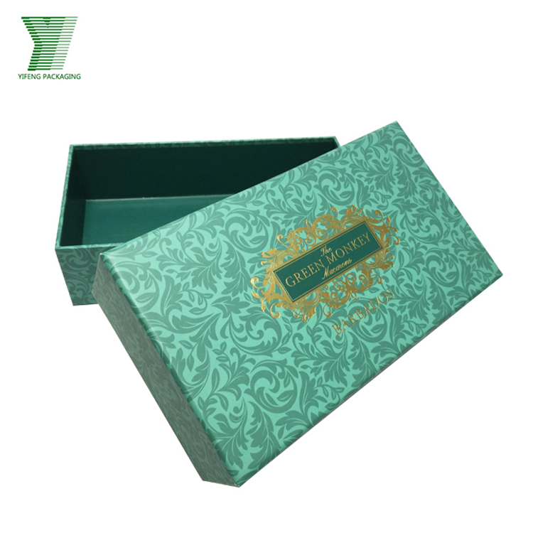 Luxury Cardboard Custom Printed Decorative Packing Candy Chocolate Gift Box