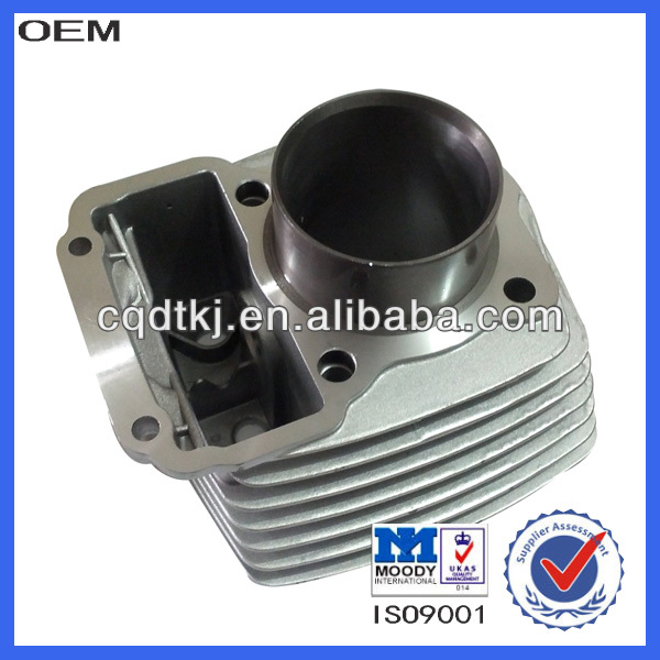 china motorcycle spare parts for motorcycle cylinder CG125