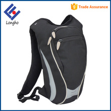 Breathable back hydration pack black assembled bladder outdoor camping water tank backpack