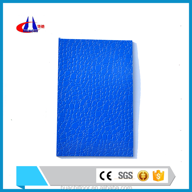 High hardness pvc floor mat price