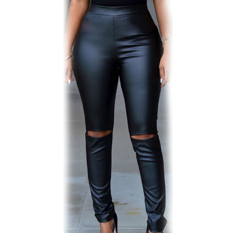 MOON BUNNY black hole are knee panels with suede leather leggings 79799 feet a pencil