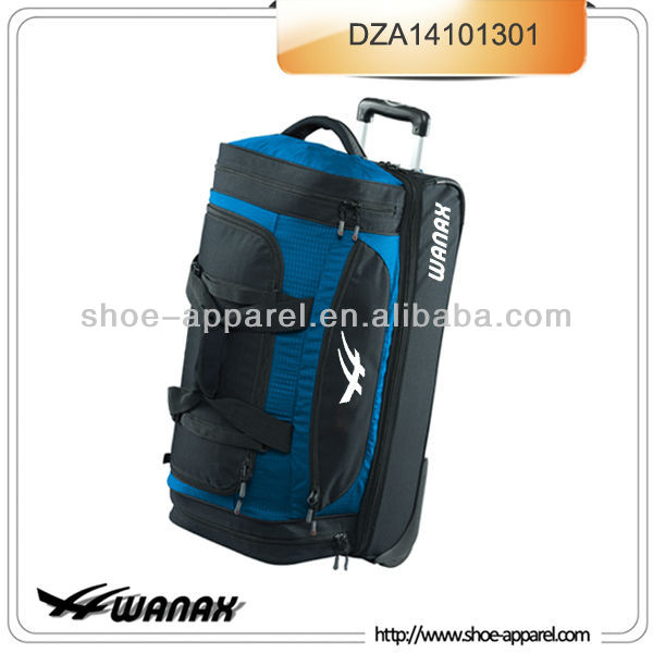 2014 Big Capacity Sport Trolley Carry Bag