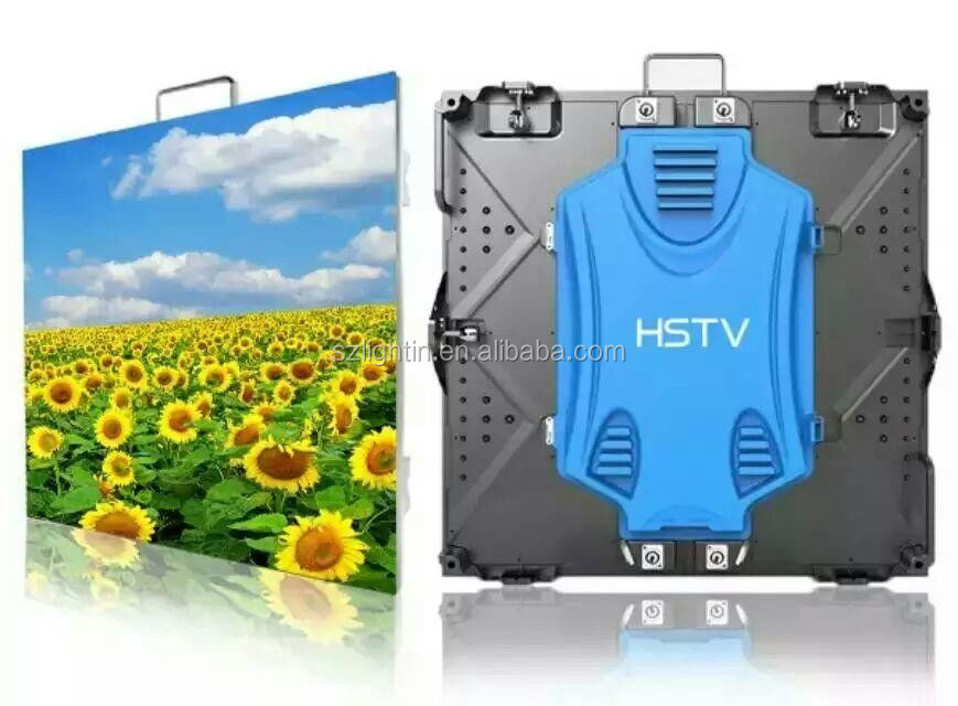 Seamless Module LED Video Wall Display P5 Advertising Billboard Full Color LED Panel Indoor Commercial Rental LED Board