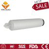 whole house replacement for wine and beer 5um water purify pleated filter cartridge
