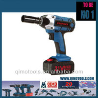 Electric 18V/21V Li-ion Cordless Impact Wrench power tools
