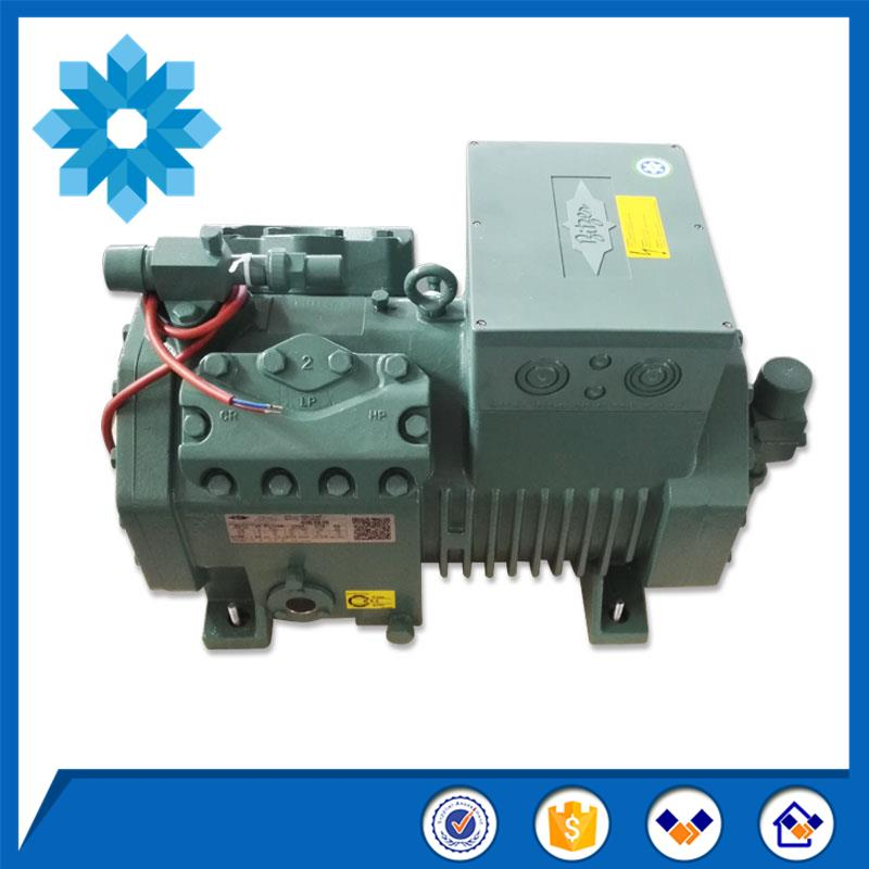 Hot selling bitzer semi-hermetic refrigeration compressor 4h-15.2 for cold storage with low price