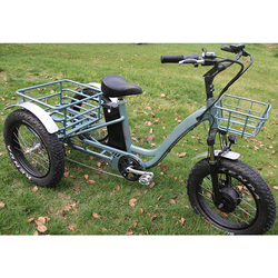 Chinese Three Wheel Cheap Adult Pedal Tricycle for Sale
