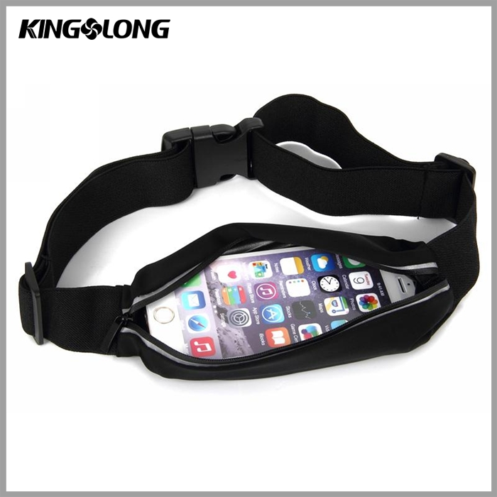 custom water proof waist belt bag gift bags with logo for women