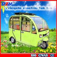 New taxi tricycle electric tuk tuk tricycle cargo for passenger