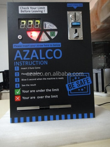 2015 Smart Vending Breathalyzer