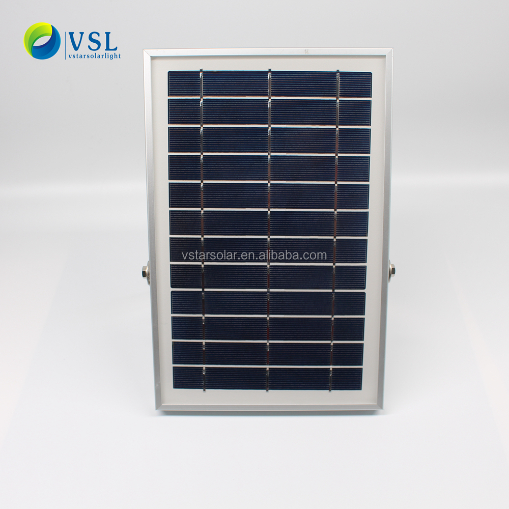 Factory 345*235mm 10W 6V high quality polycrystalline solar panel for solar lamps and solar light solar charger solar systems