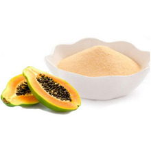 Medicine Grade Papaya powder hairdressing papain enzyme powder