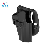 High Quality Manufacture Direct wholesale Polymer Holster For H&K USP .40&9mm