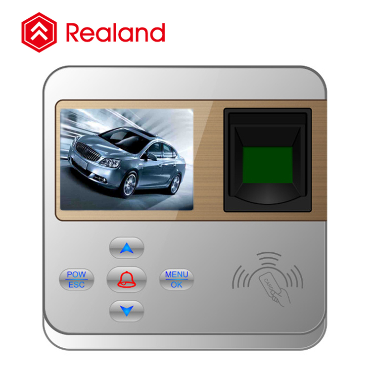 Realand M-F211 biometric finger print gate access control system for office