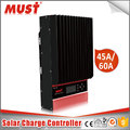 CE Approve 12V/24V/36V/48V 60amp mppt solar charge controller for Power inverter
