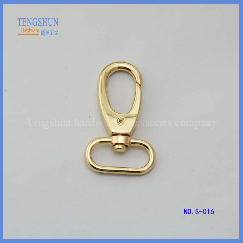 <strong>manufacture</strong> zinc Alloy buckle puller for lady's handbag wholesale make in China