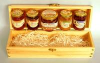 Jerusalem Honey And Holy Land Tastes Gift Set