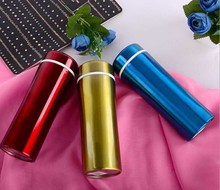 stainless steel car mug/ electric thermos flask