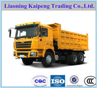 SHACMAN F3000 3 axles 6*4 Tipper/dumper/dump truck with good quality for sale