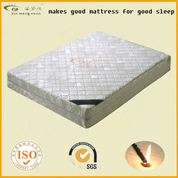 sleepwell mattress filling memory foam H-11