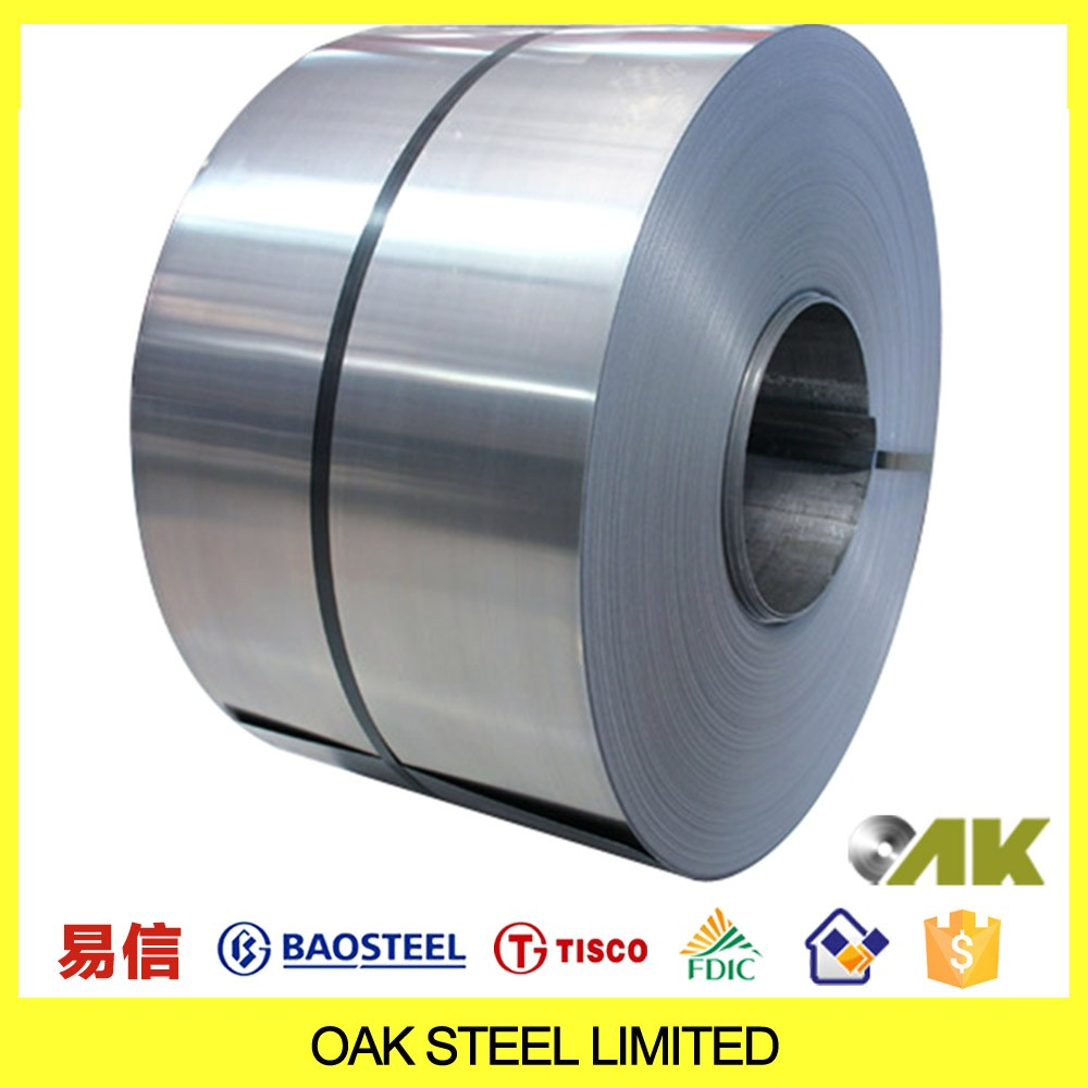 China 304 Stainless Steel Coil Prime 201 Stainless Steel Coil For Elevators