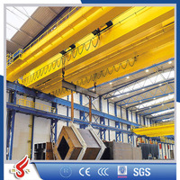 Customized Heavy Duty/Model EOT 16/3.2~50/10T Explosion-Proof Crane/Used for metallurgy, mining, coal industries