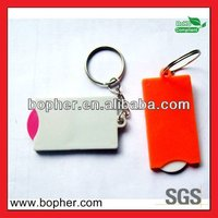 new designed plastic squeeze coin holder