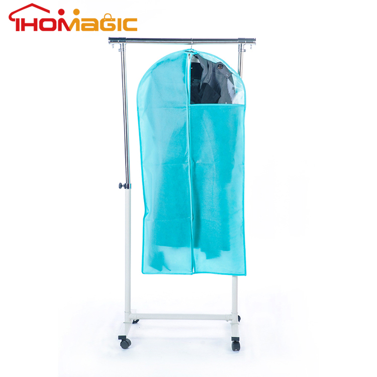Wholesale Best Selling Custom Non Woven Foldable Mens Suit Garment Bag