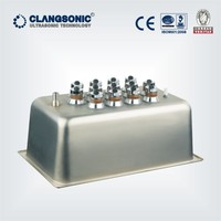 Clangsonic water tank ultrasonic cleaning equipment/industrial ultrasonic cleaning for mechanical parts cleaning
