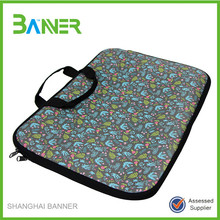 Notebook packing neoprene laptop sleeve 14 inch