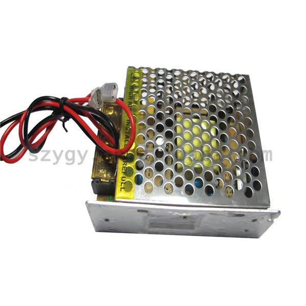 CE dc24V2A Open frame switching power supply metal case
