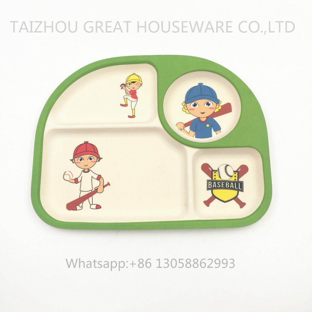 Biodegradable dinnerware for kids,kids plate set,kids cup,spoon and fork kids