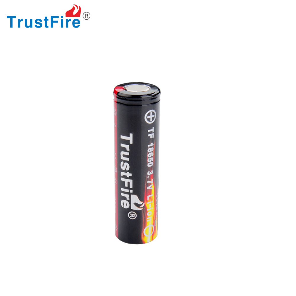18650 2400mAh flat lithium battery 3.7v 2500mah 7543125 for bicycle light