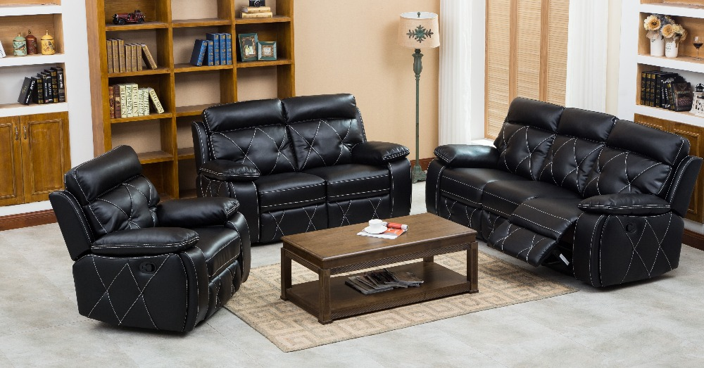 Fancy synthetic leather gel sofa furniture living room sofa ZOY 9941A