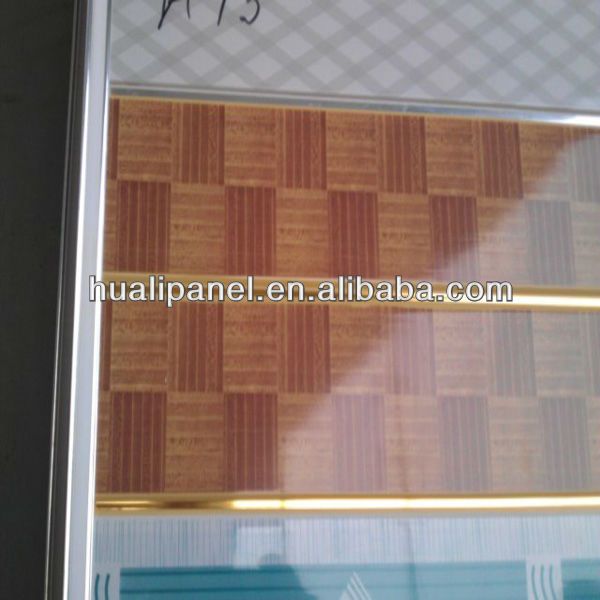 interior walls panel decorative pvc product