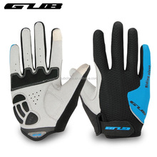 GUB 2025 Men & Women Fluorescence Cycling Gloves Full Finger Anti-Slip Bike Bicycle Motorcycle Gloves Ciclismo Motocross
