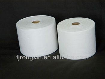 Diaper laminated PE film
