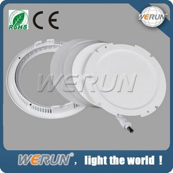 Factory price led panel light manufacturer and high quality led light panel