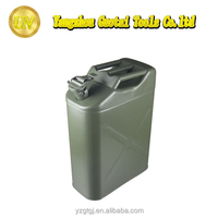 20l army green safe cold rolled plate diesel fuel cans