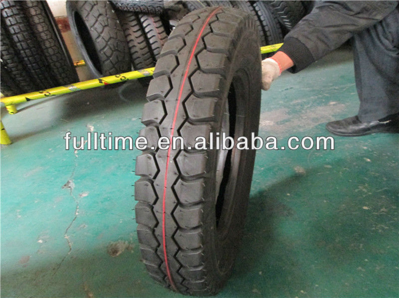 50% rubber tire and tube 400-8