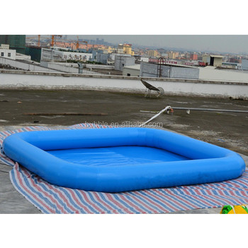 High Quality Inflatable Pools, GIant Inflatable Water Pool for Water Balls, Paddle Boats