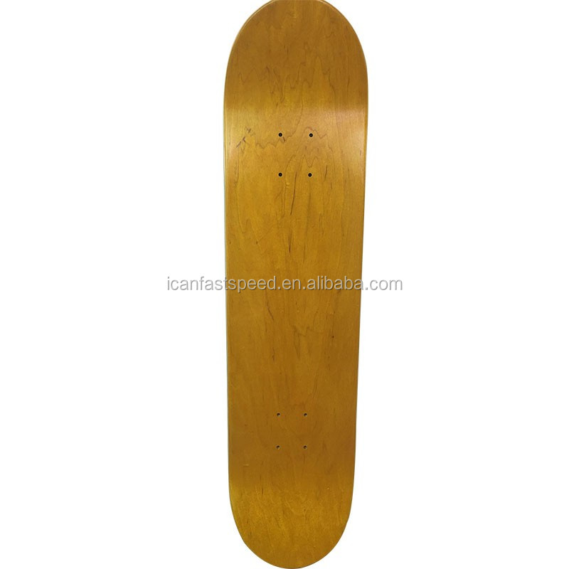 Brown Pro Skate Cheap Blank Skateboards for Sale Skate Online