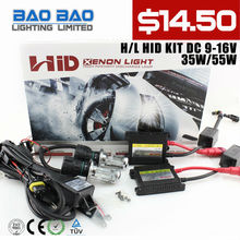 HID XENON kit 35w DC Digital slim/Normal xenon hid kit--BAOBAO LIGHTING Factory directly wholesell