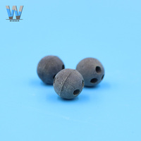 Three Hole Spherical Steam Reforming Ceramic