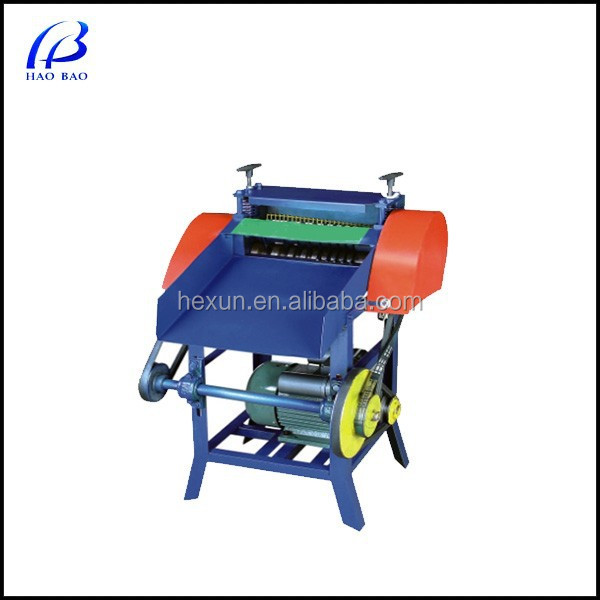 HXD-003 automatic cable cutting machine, electric wire stripper with peeling range 1.5-38mm