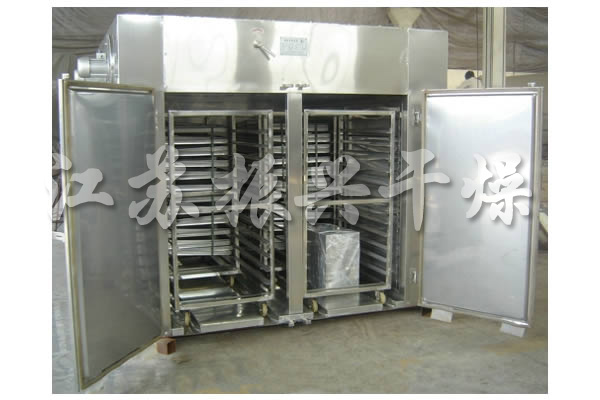 Hot Air Circulation Vegetable and Fruit Drying Oven /CT-C Model Food Dehydrator Machine