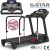 GS-555A-A Light commercial motorized sportrack treadmill with 6hp motor